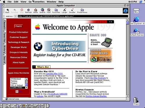 MacOS 8.1