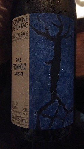 Domaine Ostertag 2012 Fronholz Muscat