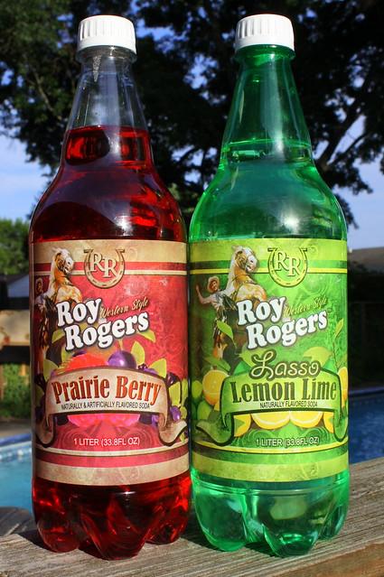 Roy Rogers Western Style Soda