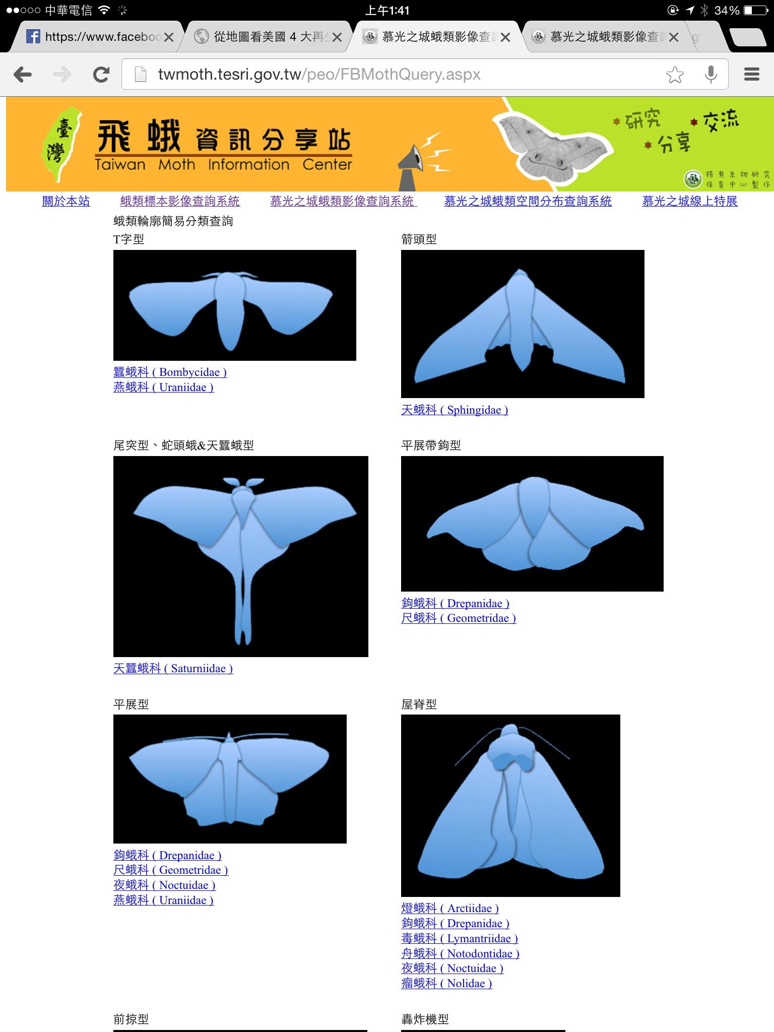 飛蛾資訊分享站。(圖片來源:特生中心)