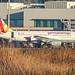 Ibiza - A-319 Germanwings En el aeropuerto de Ibiza