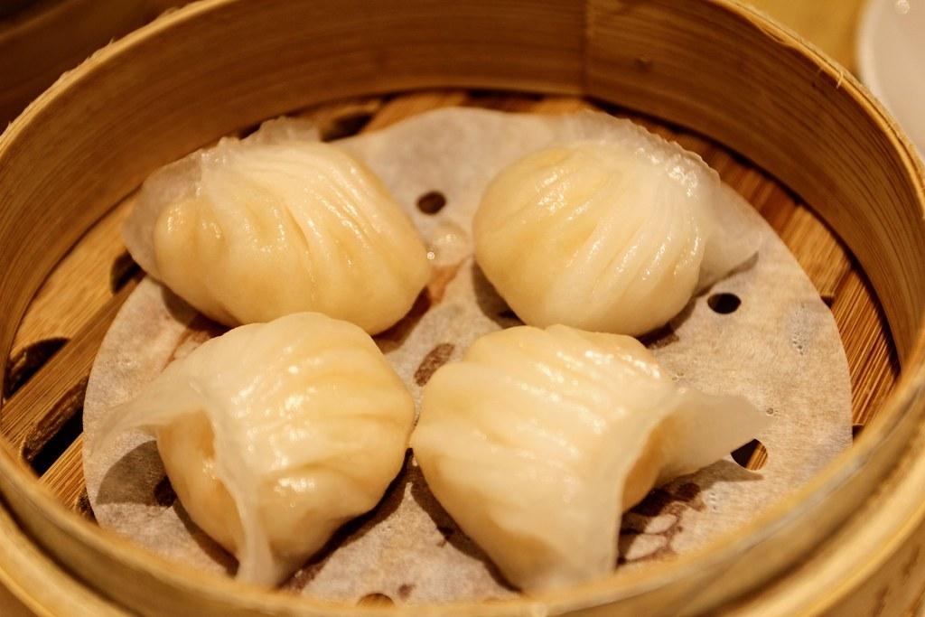 晶瑩鮮蝦餃