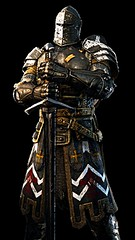 For Honor - Knight - Warden - Render Transparency - Transparent 1200p