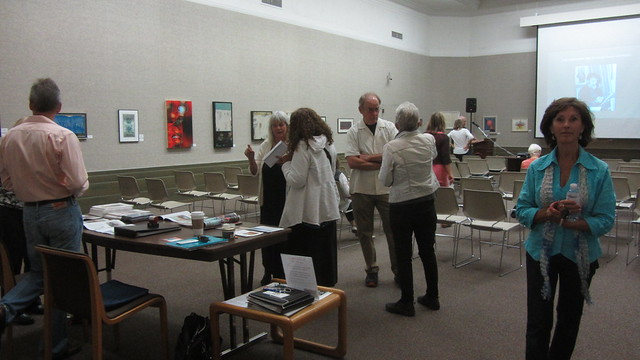 IMG_2682 SCAPE Randall Sexton talk Faulkner Gallery