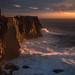 Algarve - darkness sets in by Rafael Zenon Wagner