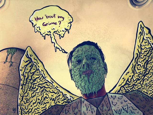 How 'bout my Grime Angel?! @autodesksketchbook @sketchbookapp @pixlr #grimeart #grimedraw #grimeangel #digitalart #digitalillustration #iosart #ipadart #ipadartist #ipadillustration #illustration #grimeillustration #autodesksketchbook #autodeskpixlr #sket