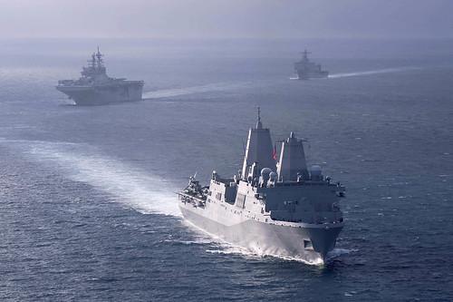 America Amphibious Ready Group set to deploy | Commander