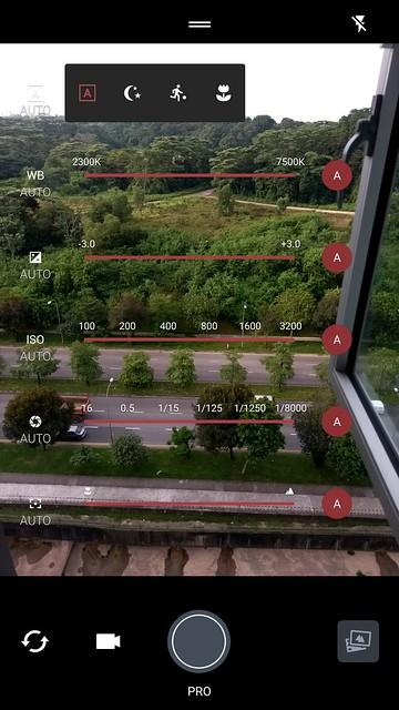 HTC Sense - Camera - Pro