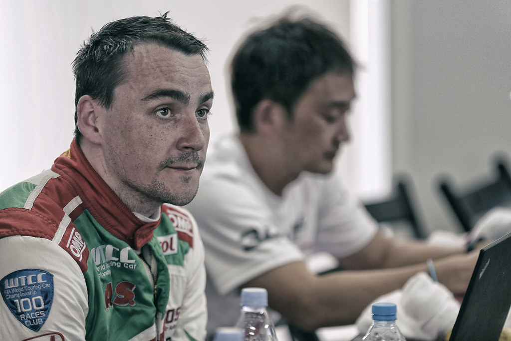 MICHELISZ Norbert (hun) Honda Civic team Castrol Honda WTC ambiance portrait during the 2017 FIA WTCC World Touring Car Race of Morocco at Marrakech, from April 7 to 9 - Photo Jean Michel Le Meur / DPPI.