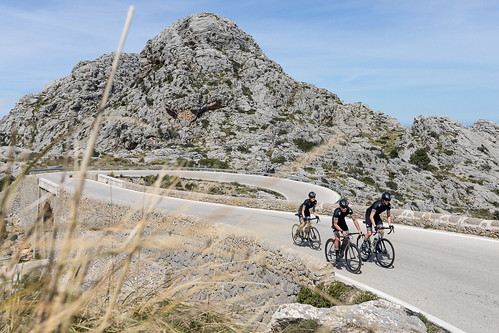 8bar team season preparation on Mallorca