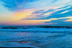 Duck NC - Sunrise and Sunset September 2016