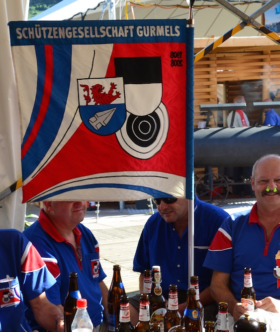 Eidgenössisches Schützenfest 2015 Wallis