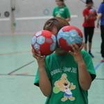 2017-04-11 Handballcamp - Dienstag