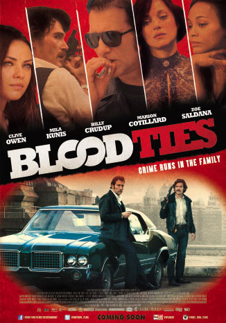 D�ng M�u V?n Ch?y - Blood Ties