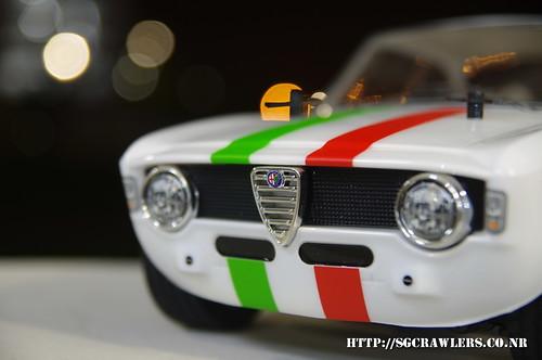 Tamiya M06 Alfa Romeo Giulia Build - Boolean21's M-chassis 13740530224_ba783b2589
