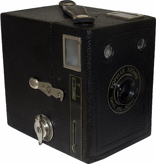 Kodak Ltd Popular 'Brownie'