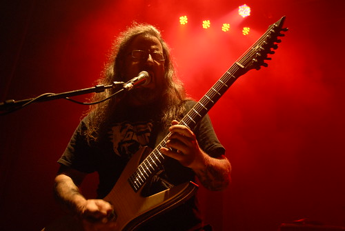 Luc Lemay of Gorguts