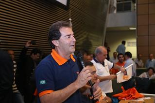 Paulinho da Força critica desindustrialização durante o 1º Encontro Estadual do Solidariedade-SP