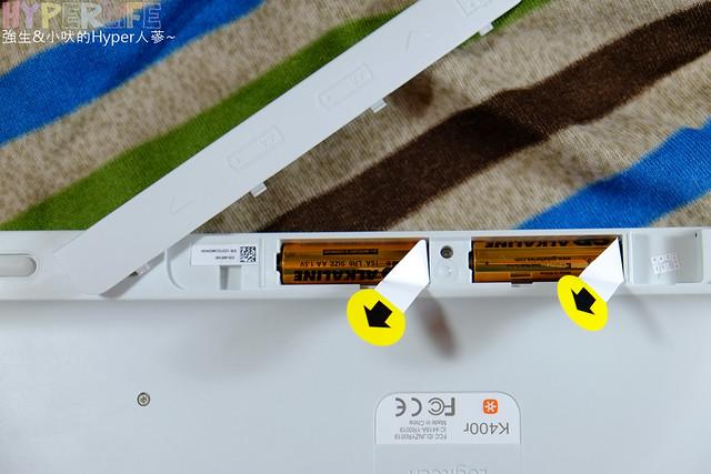 2014.04 Logitech羅技k400R k360