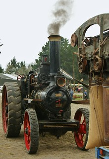Marshall 8HP Compound Traction Engine (c.1912) (1)