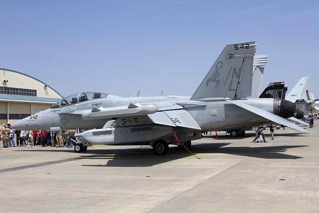 U.S.NAVY EA-18G