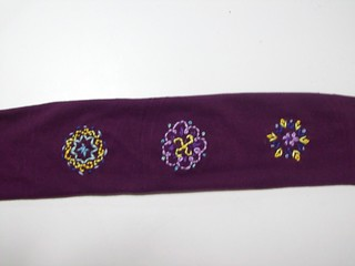 Another mandala headband