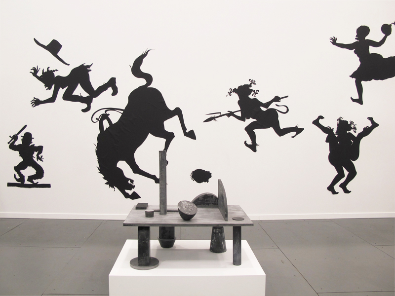 Kara Walker/Erin Shirreff