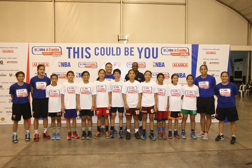 Alaska Junior WNBA 2014