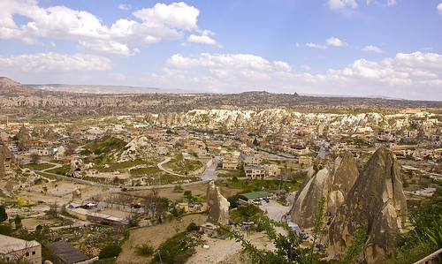 Göreme panoramic view
