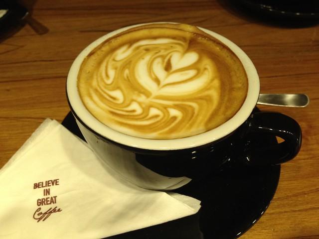 Cosans Coffee - Latte