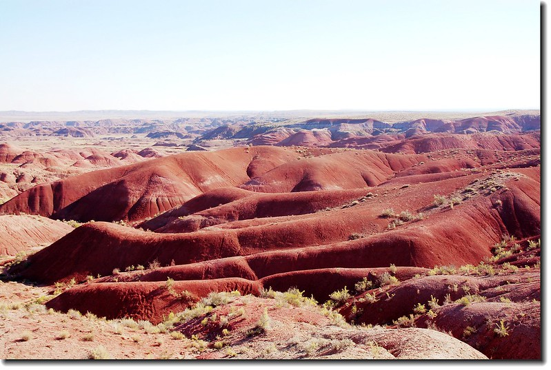 Painted Desert From Tiponi point 10