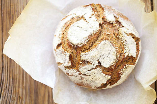 Sprouted Sourdough Bread -- Fermented foods taste amazing and are fabulous for your health! Try these great ideas to get your inspired! A great new years resolution!