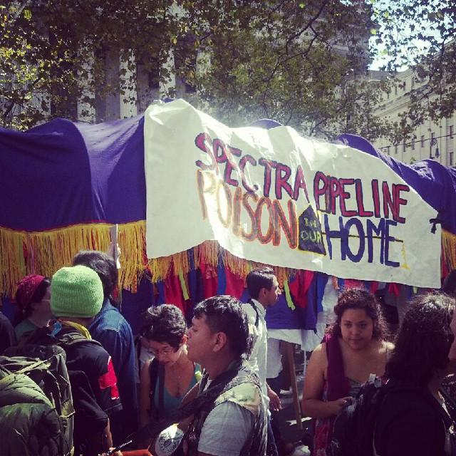 Boston Liberation Health at OWS