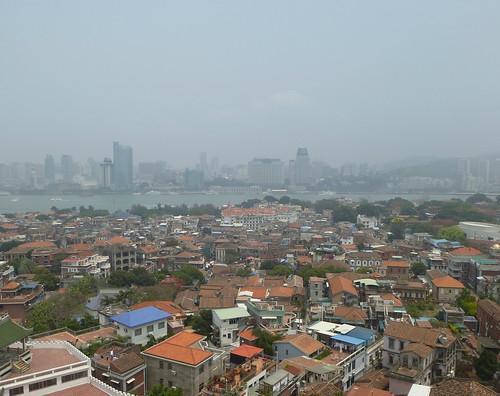 Fujian-Gulang Yu- Centre de l'ile-Roc du Soleil (4)