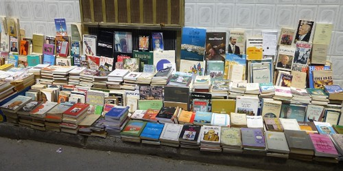 Bookworms Few and Far Between in Tunis