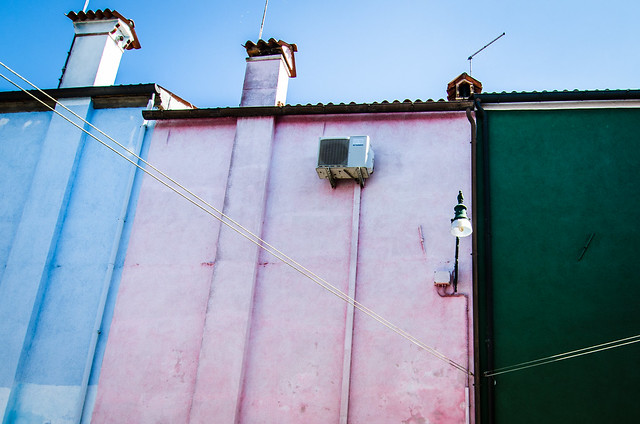 More colorful Burano paint jobs.