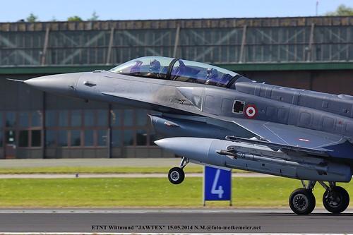 Turkish Air Force -Türk Hava Kuvvetleri F-16 close up