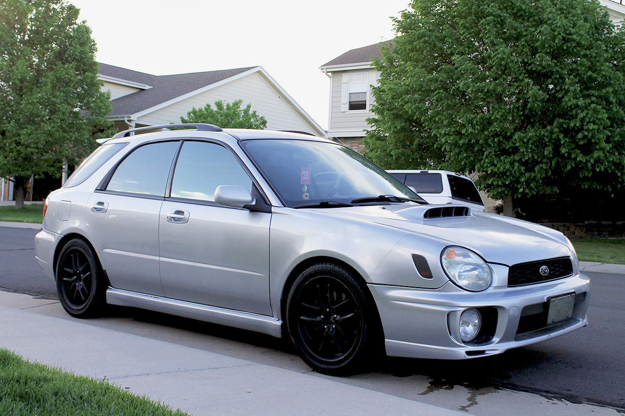 SOLDD 02 WRX Wagon w fresh hybrid build  tranny  AWDPiratesnet