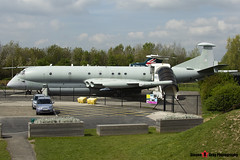 XV231 - 8006 - Royal Air Force - Hawker Siddeley Nimrod MR2 - 140428 - Manchester - Steven Gray - IMG_8385
