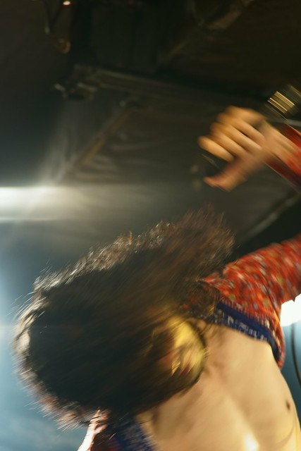 Tangerine live at Outbreak, Tokyo, 22 May 2014. 049