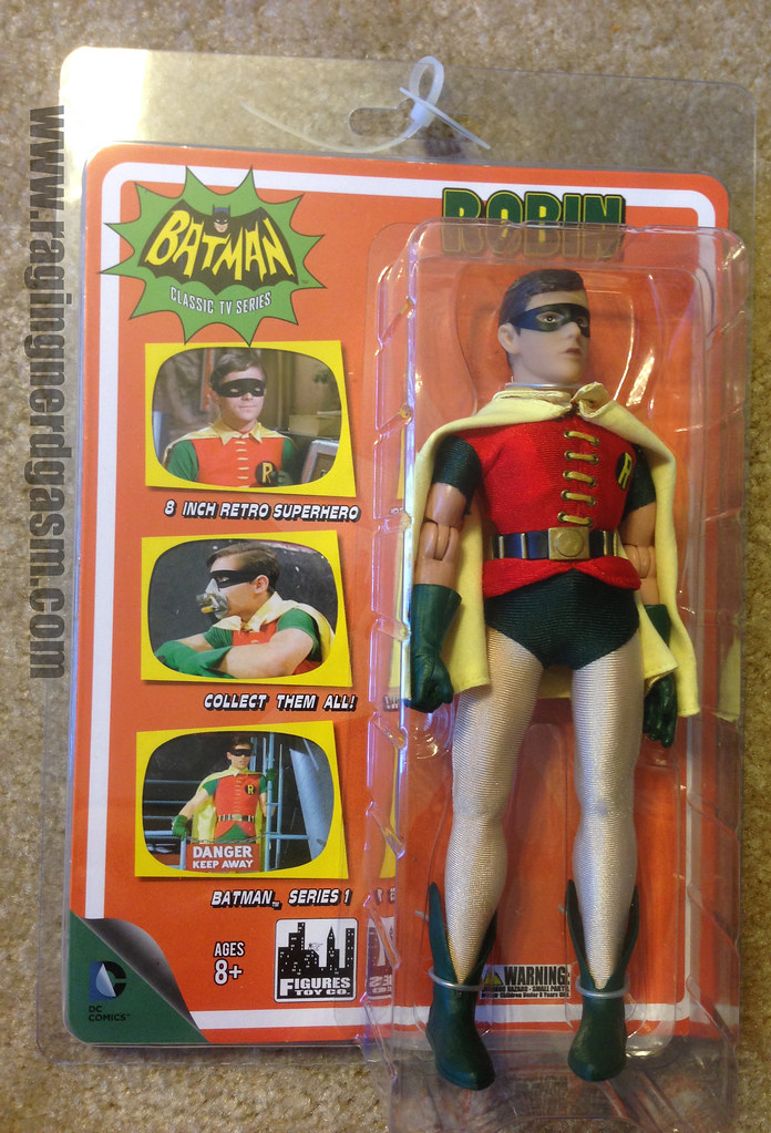 Classic Batman by Figures Toy Coompany Robin