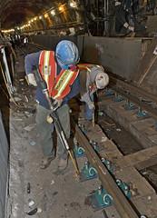 Montague Tube Work: April 29, 2014