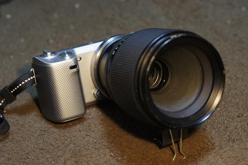 NEX 5N Zeiss S-Planar 60mm F2.8