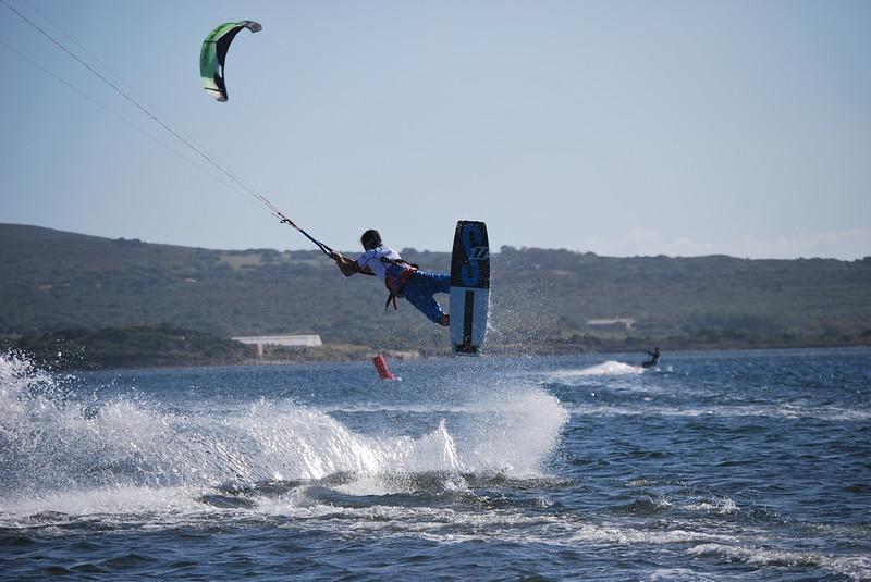 Il Kitesurfing in Sardegna aspettando le Olimpiadi