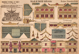 """Palais Roi du Siam"" offert par Gérard"