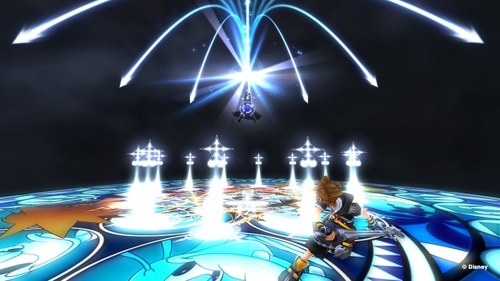 Kingdom Hearts 2.5 HD Remix Test PS3 Bild 2