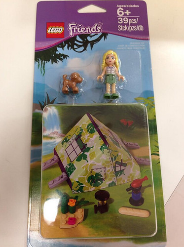 LEGO Friends Jungle Tent 850968