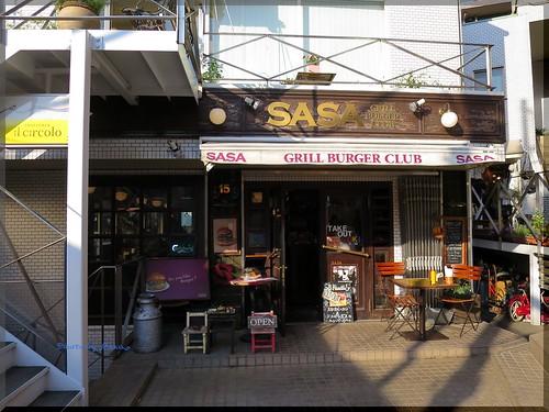 Photo:2014-05-07_ハンバーガーログブック_【代官山】GRILL BURGER CLUB SASA(グリルバーガークラブササ) 実に5年ぶりに再訪問しました!-01 By:logtaka