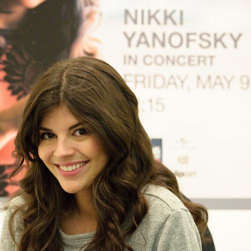 Nikki Yanofsky, FCP, Toronto