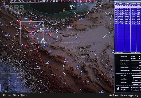 Иранская РЛС дальнего обнаружения Ghadir